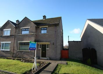 Thumbnail 3 bedroom semi-detached house for sale in Keswick Road, Lancaster