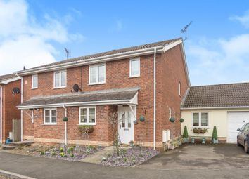 Thumbnail 4 bed semi-detached house for sale in St. Vincents Drive, Monmouth