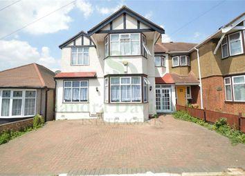 Thumbnail 5 bed semi-detached house for sale in Merrivale Avenue, Redbridge, Essex
