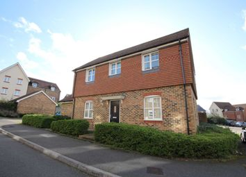 Thumbnail 4 bed detached house to rent in Grouse Meadows, Bracknell