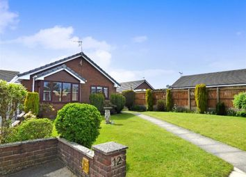Thumbnail 3 bed detached bungalow for sale in Cottonwood Grove, Harriseahead, Stoke-On-Trent