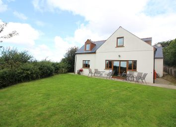 Thumbnail 4 bed detached house for sale in The Beacon, Rosemarket, Milford Haven, Pembrokeshire.