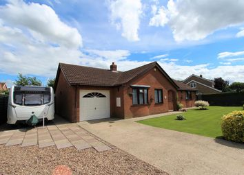 Thumbnail 3 bed detached bungalow for sale in Beck Way, Louth