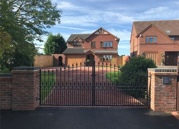 Thumbnail 3 bed detached house for sale in Main Road, Shirland, Alfreton, Derbyshire