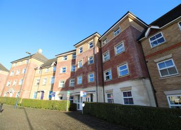 Thumbnail 3 bed flat for sale in Marbeck Close, Redhouse, Swindon