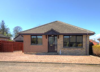 Thumbnail 3 bed detached bungalow for sale in Kirkburn, Laurencekirk
