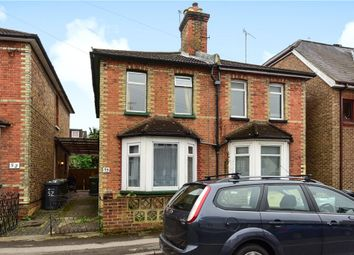 Thumbnail 3 bedroom semi-detached house for sale in Artillery Road, Guildford, Surrey