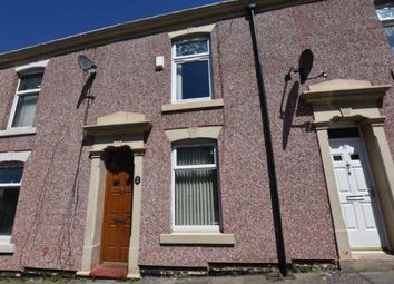 Thumbnail 2 bedroom terraced house for sale in Hall Street, Infirmary, Blackburn, Lancashire