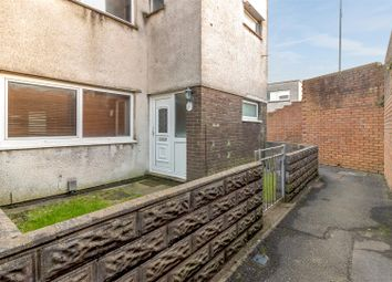 Thumbnail 3 bedroom end terrace house for sale in Laleston Close, Barry