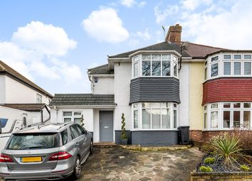 Thumbnail 4 bed semi-detached house for sale in Chestnut Avenue, West Wickham