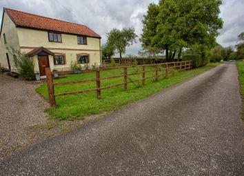 Thumbnail 3 bed cottage for sale in Dunhill Lane, Hepworth, Diss