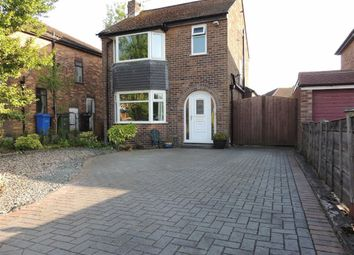 Thumbnail 3 bed detached house for sale in Chatsworth Road, Hazel Grove, Stockport