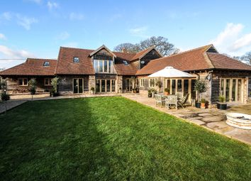 Thumbnail 4 bed barn conversion to rent in Lyons Farm Estate, Lyons Road, Slinfold, Horsham