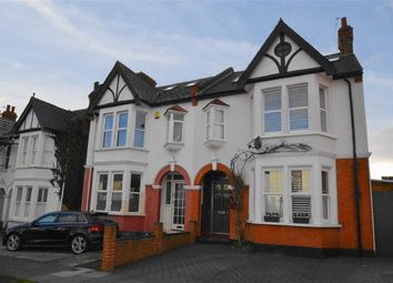 Thumbnail 4 bed semi-detached house for sale in Marine Avenue, Leigh-On-Sea, Essex