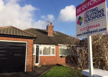 Thumbnail 2 bed bungalow to rent in Kelsons Avenue, Thornton-Cleveleys