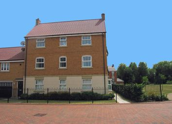 Thumbnail 2 bed flat to rent in Lyvelly Gardens, Peterborough