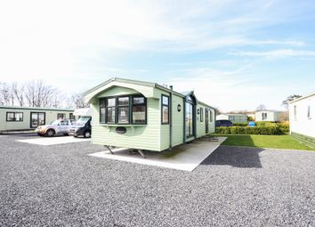 Thumbnail 2 bed mobile/park home for sale in Castlewigg Holiday Park, Wigtown, Newton Stewart