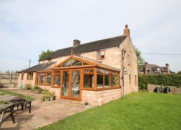 Thumbnail 4 bed cottage for sale in Leek Road, Endon, Stoke-On-Trent