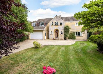 Thumbnail 5 bed detached house for sale in Corsham Road, Lacock, Wiltshire