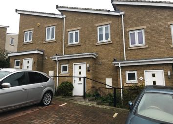 Thumbnail 2 bed terraced house for sale in Ward View, Chatham