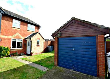 Thumbnail 3 bedroom end terrace house for sale in Otley Court, Felixstowe, Suffolk