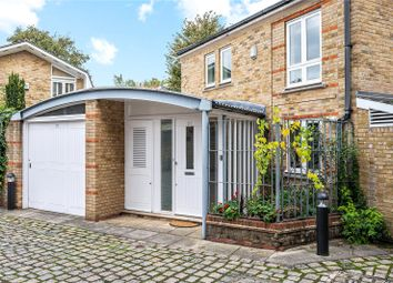 Doves Yard, Islington, London N1. 2 bed semi-detached house for sale