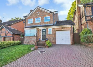 Thumbnail 4 bed detached house for sale in Firs Drive, Hedge End, Southampton