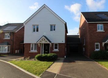 Thumbnail 3 bedroom link-detached house for sale in Holmes Meadow, Redhouse Park, Milton Keynes