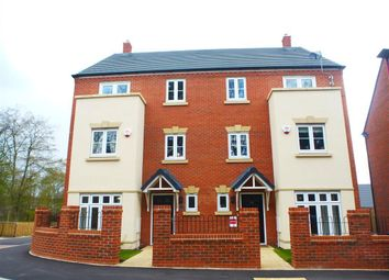 Thumbnail 4 bed town house to rent in Roebuck Road, Edgbaston, Birmingham