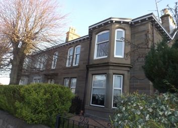 Thumbnail 3 bed flat to rent in Forfar Road, Dundee