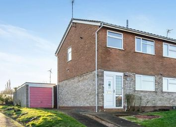 3 bed semi-detached house for sale in Rosamund Avenue, Braunstone Town, Leicester, Leicestershire LE3