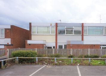 Thumbnail 2 bed terraced house for sale in St. Michaels Avenue, Nottingham