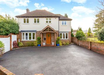 Thumbnail 4 bedroom detached house for sale in Ballsdown, Chiddingfold, Godalming, Surrey