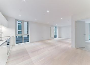 Thumbnail 1 bedroom flat to rent in Flagship House, Royal Wharf, London