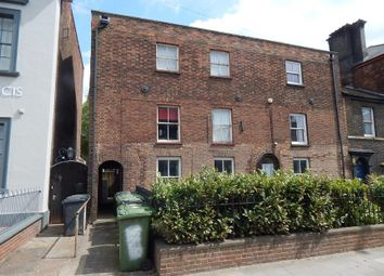 Thumbnail 1 bedroom maisonette for sale in 26A London Road, Kings Lynn, Norfolk