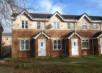 Thumbnail 2 bed town house to rent in Monarch Close, Crewe