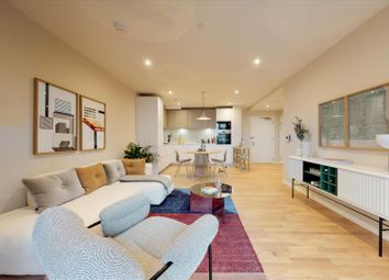 2.B.05 Cedarwood View, Deptford Landings, 121-123 Evelyn Street, London SE8. 3 bed flat