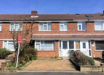 Thumbnail 3 bed terraced house for sale in Oak Road, Fareham