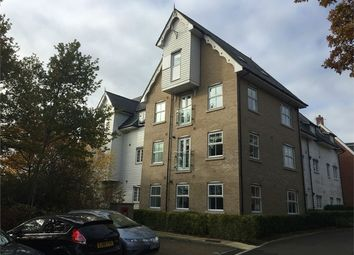 Thumbnail 1 bed flat to rent in Axial Drive, Colchester, Essex