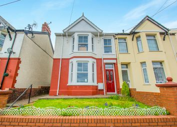 Thumbnail 2 bed semi-detached house for sale in Lilian Road, Blackwood