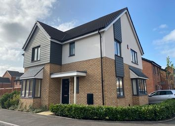 Thumbnail 4 bed detached house to rent in Stokesay Close, Chelmsley Wood