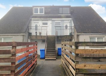 Thumbnail 3 bed flat for sale in Raeburn Crescent, Whitburn