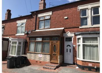 3 bed terraced house for sale in Heather Road, Birmingham B10