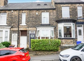 3 bed terraced house for sale in Lennox Road, Hillsborough, Sheffield S6