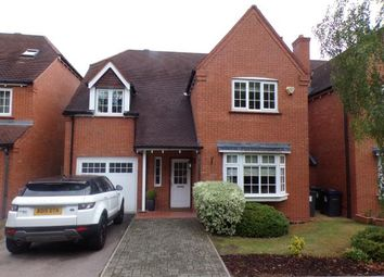 Thumbnail 5 bedroom detached house for sale in Westhill Close, Selly Oak, Birmingham, West Midlands