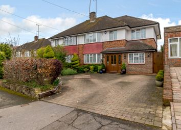 Thumbnail 5 bed semi-detached house for sale in Catlins Lane, Pinner, Middlesex
