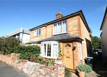 Thumbnail 3 bed semi-detached house for sale in Butts Cottages, Copse Road, Woking, Surrey