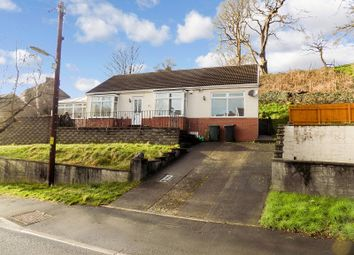 Thumbnail 4 bed detached bungalow for sale in Giants Grave Road, Briton Ferry, Neath, Neath Port Talbot.