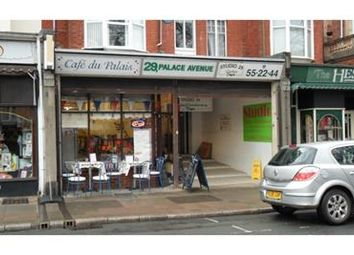 Thumbnail Restaurant/cafe for sale in 29A Palace Avenue, Paignton, Devon