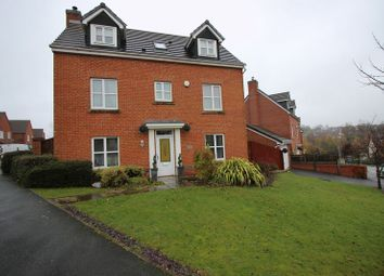 Thumbnail 5 bedroom detached house for sale in Chillington Way, Norton Heights, Norton, Staffordshire